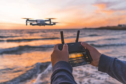 Drones to the rescue
