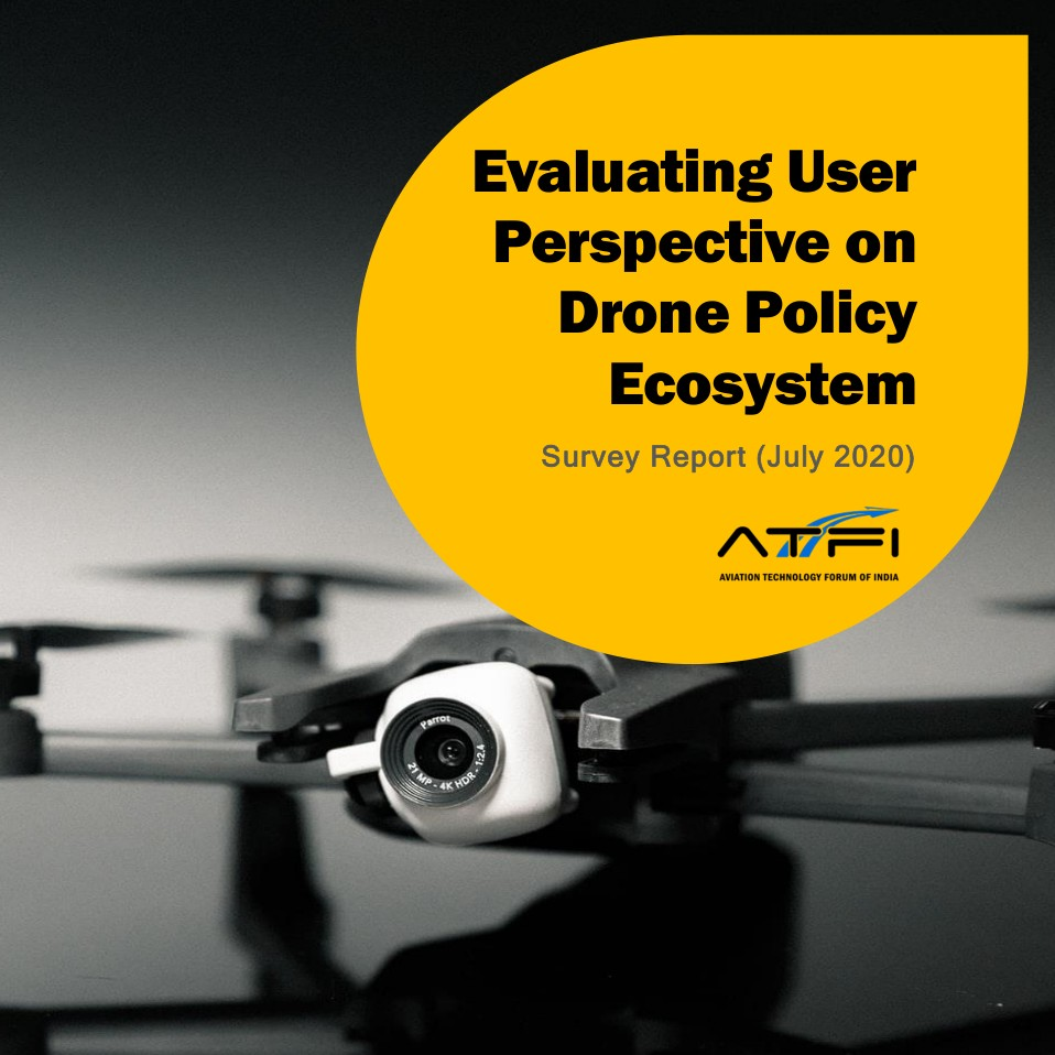Evaluating User Perspective on Drone Policy Ecosystem